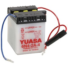 YUASA Batterie conventionnelle 6N4-2A-4
