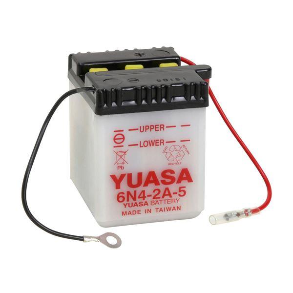 YUASA Batterie conventionnelle 6N4-2A-5
