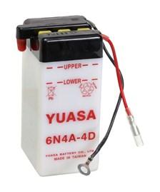 YUASA Batterie conventionnelle 6N4A-4D