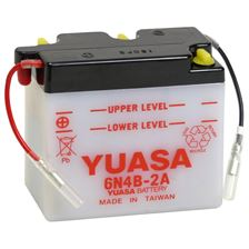 YUASA Conventionele batterij 6N4B-2A