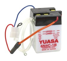 YUASA Conventionele batterij 6N4C-1B