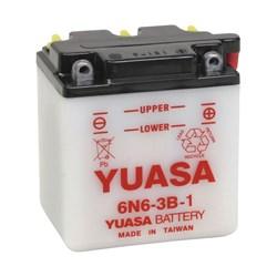 YUASA Conventionele batterij