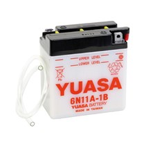 YUASA Batterie conventionnelle 6N11A-1B