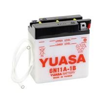 YUASA Conventionele batterij 6N11A-1B