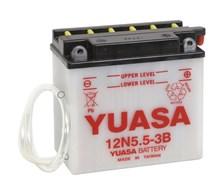 YUASA Batterie conventionnelle 12N5.5-3B