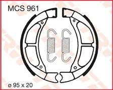 TRW Mâchoires de freins MCS961