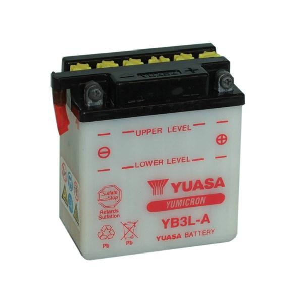 YUASA Yumicron batterij YB3L-A