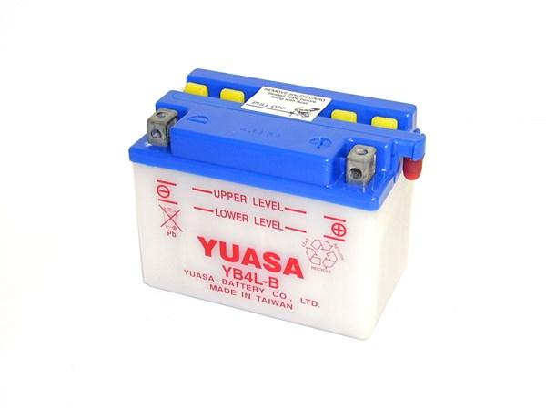 YUASA Yumicron batterij YB4L-B