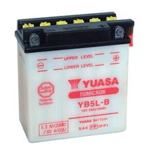 YUASA Batterie Yumicron YB5L-B