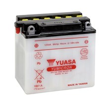 YUASA Batterie Yumicron YB7-A
