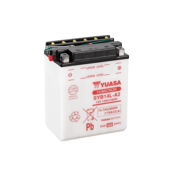 YUASA Batterie Yumicron SYB14L-A2