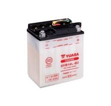 YUASA Yumicron batterij SYB14L-B2