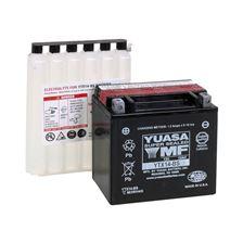 YUASA Batterie sans maintenance YTX14-BS
