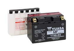 YUASA Batterie fermée avec pack acide