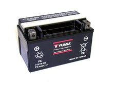 YUASA Batterie sans maintenance YTX7A-BS