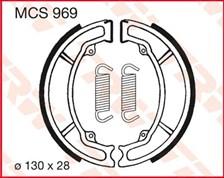 TRW Mâchoires de freins MCS969