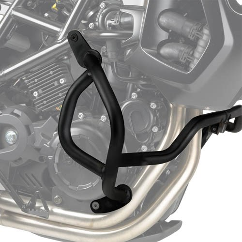 GIVI Stalen valbeugels onderzijde motor TN690