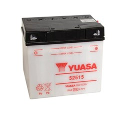 YUASA Yumicron batterij