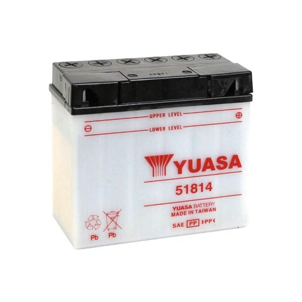 YUASA Yumicron batterij 51814