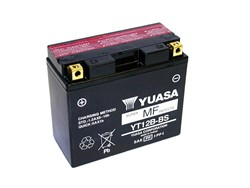 YUASA Gesloten batterij met zuurpakket