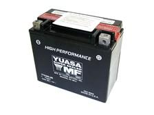 YUASA Batterie sans entretien haute performance YTX20HL-BS
