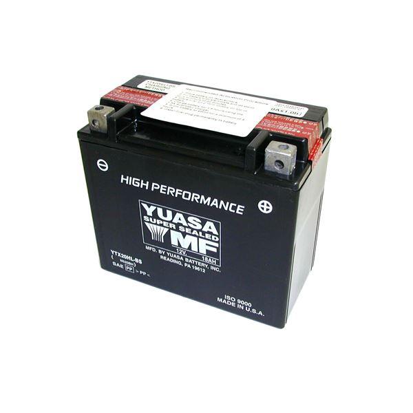 YUASA Onderhoudsvrije batterij high power YTX20HL-BS