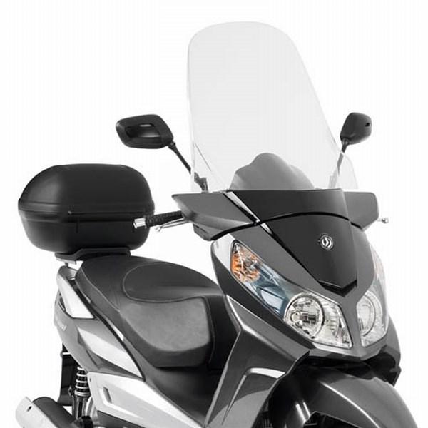 GIVI Verhoogd transparant windscherm - ST D650ST