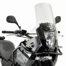 GIVI Verhoogd transparant windscherm - ST D443ST
