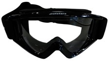 ROLEFF Crossbril Zwart