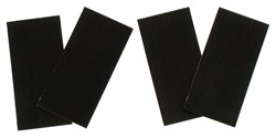 TRW : Shims pour plaquettes de frein - MCB100 (4 pièces)