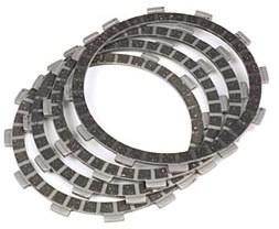 TRW Standaard frictieplaten MCC127-9