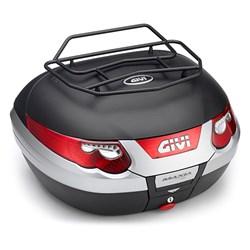 GIVI : E52, E55 Maxia Porte-bagages - E96B noir
