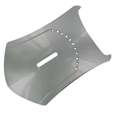 SCHUBERTH C3 topventilatie Zilver