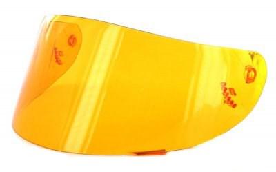 LS2 Visière WS36 Visière jaune haute définition