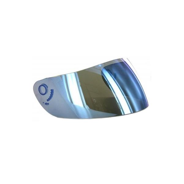 LS2 Vizier WS36 Visière bleu miroitant