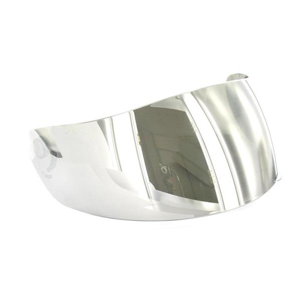 LS2 Vizier WS36 Zilver spiegelvizier