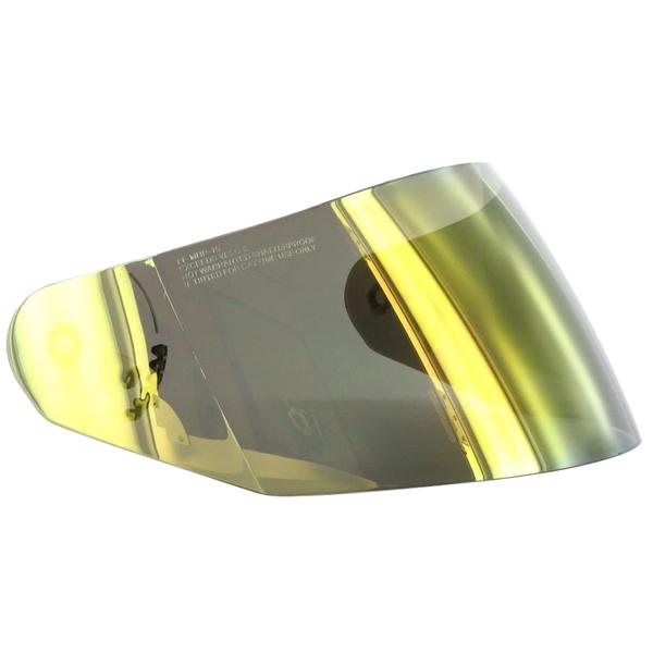 LS2 Vizier WS36 Goudkleurig spiegelvizier