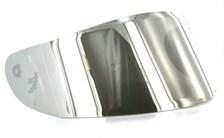 LS2 Vizier FF-MHR-15 Zilver spiegelvizier
