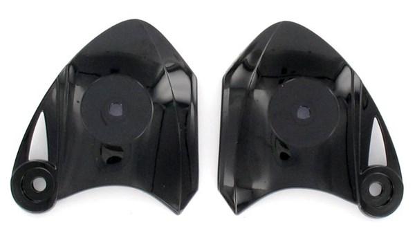 LS2 OF518 midway plaques latérales noir