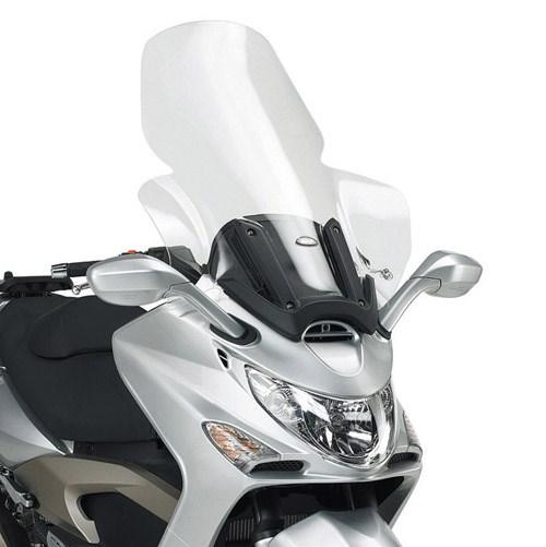 GIVI Verhoogd transparant windscherm - ST D293ST