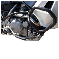 GIVI Crash bars en acier bas du moteur TN421