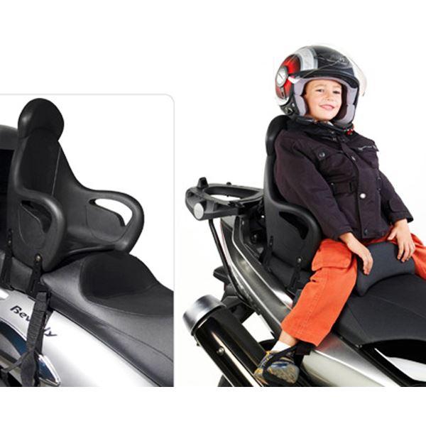 GIVI Univ. kinderzitje scooter