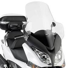GIVI Verhoogd transparant windscherm - ST D318ST