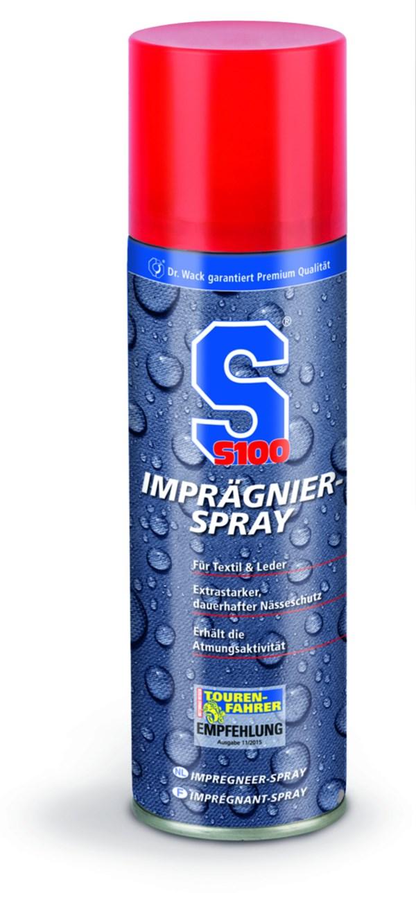 S100 Textiel/leder-waterdicht 300 ml
