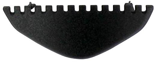 SCHUBERTH C3 / R1 aération mentonnière Noir
