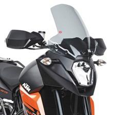 GIVI Bulle de remplacement fumé - S D750S