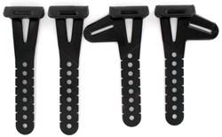 GIVI : Kit met lange riemen voor XS650 - S650KIT