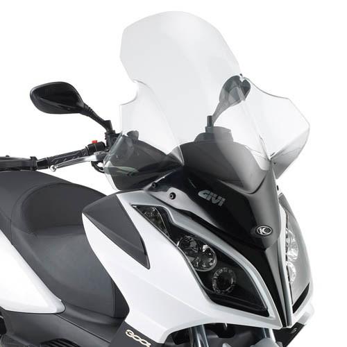 GIVI Verhoogd transparant windscherm - ST D294ST