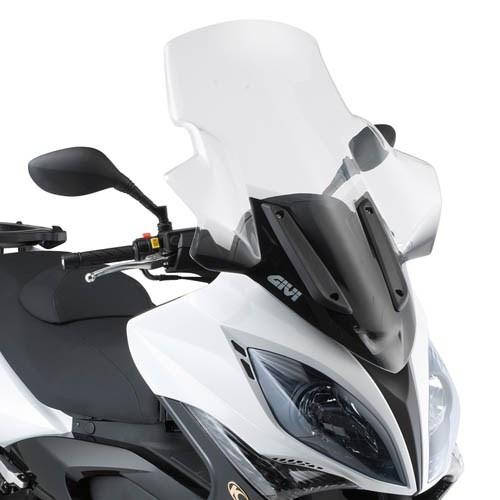 GIVI Verhoogd transparant windscherm - ST D295ST