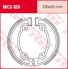 TRW Mâchoires de freins MCS826